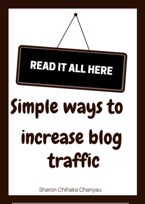 Picture: Simple ways to drive traffic to your blog